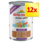 Lot Almo Nature Daily Menu 12 x 400 g