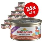 Lot Almo Nature Daily Menu 24 x 85 g pour chat