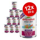 Lot Almo Nature Daily Menu 12 x 400 g pour chat