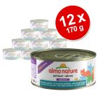 Lot Almo Nature Daily Menu 12 x 170 g pour chat