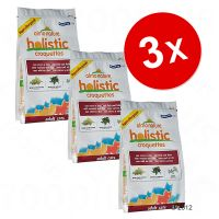Lot Almo Nature Holistic 3 x 2 kg pour chat