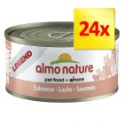 Lot Almo Nature Legend 24 x 70 g