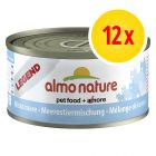 Lot Almo Nature Legend 12 x 70 g