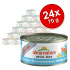 Lot Almo Nature Legend 24 x 70 g pour chat