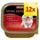 Lot Animonda vom Feinsten 12  x 150 g