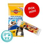 Lot d'1 os Pedigree Jumbone + 7 friandises Dentastix