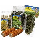 Lot de friandises naturelles pour rongeur JR Farm