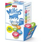 Lot mixte Animonda Milkies Selection pour chat
