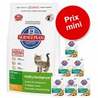 Lot mixte Hill's Feline Sélection Kitten pour chaton