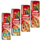 Lot mixte Versela-Laga Prestige Sticks pour perroquet