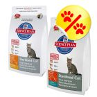 Lot 2 saveurs Hill's Sterilised Cat Young Adult 2 x 3,5 kg