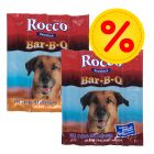 Lot 2 saveurs Rocco Bar-B-Q Sticks 24 x 10 g