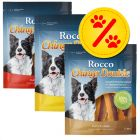 Lot 3 saveurs Rocco Chings Double 3 x 200 g