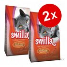 Lot Smilla 2 x 4 kg pour chat