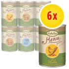 Lukullus Menu Gustico Mixed Trial Pack 6 x 400g