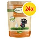 Lukullus Pouches Mixed Multibuy 24 x 300g