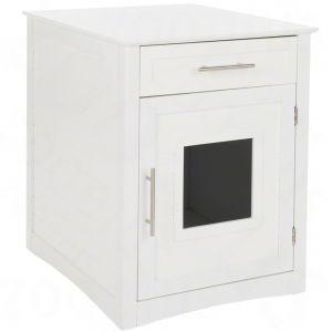 avis sur maisonnette pet room en bois pour chat ou petit chien zooplus. Black Bedroom Furniture Sets. Home Design Ideas