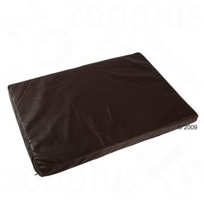 avis sur matelas bien tre en similicuir pour chien zooplus. Black Bedroom Furniture Sets. Home Design Ideas