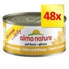 Megapack Almo Nature Classic 48 x 70 g