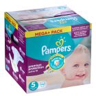 Megapack Pampers Active Fit Junior Größe 5