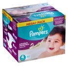 Megapack Pampers Active Fit Maxi Größe 4