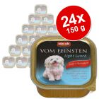 Megapakiet Animonda vom Feinsten Light Lunch,  24 x 150 g
