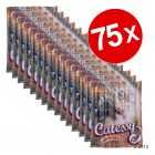Mégapack de 75 bâtonnets pour chat Catessy Sticks
