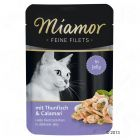 Miamor Feine Filets in Jelly, Thunfisch & Calamari