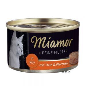 Miamor Katzenfutter nass