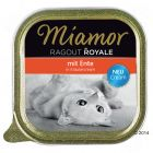 Miamor Ragout Royale Cream, Ente in Kräutercream