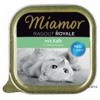 Miamor Ragout Royale Cream, Kalb in Tomatencream
