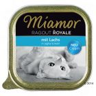 Miamor Ragout Royale Cream, Lachs in Joghurtcream