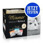 Miamor Ragout Royale, Pute, Lachs & Kalb in Jelly
