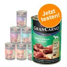 Mixed Paket Animonda GranCarno Adult 6 x 400 g