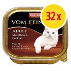 Mix-Sparpaket Animonda vom Feinsten Adult 32 x 100 g