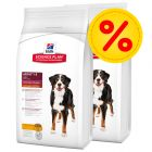 Mix-Sparpaket Hill's Canine Adult Large Breed 2 x 12 kg