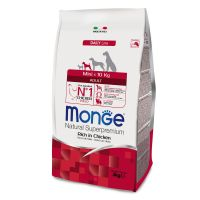 Monge Superpemium Adult Mini Pollo