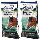 Muesli pour cheval aux fines herbes Happy Horse Sensitive