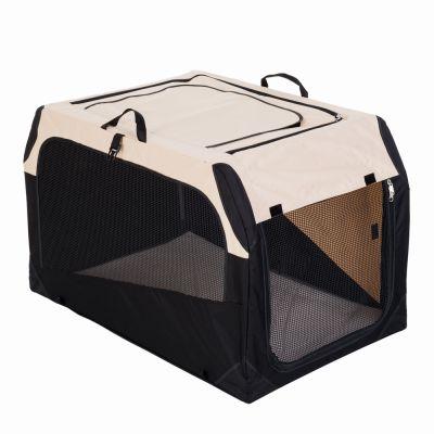 Avis sur niche pliable hunter outdoor pour chien zooplus - Niche pliable pour chien ...