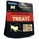 Nutrivet Instinct Regional Beef Dog Treat