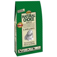 Nutro Natural Choice Adult Cordero y arroz