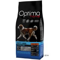 Optimanova Large Puppy, poulet, riz pour chiot