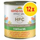 Pack % - Almo Nature HFC 12 x 280 g