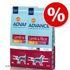 Pack Ahorro: Affinity Advance 2 x 15/14/12/7,5 kg
