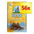 Pack ahorro: Barkoo Dental Snacks