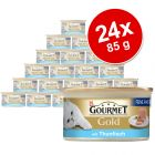Pack Ahorro: Gourmet Gold Mousse 24 x 85 g