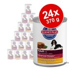 Pack Ahorro: Hill's Canine 24 x 370 g