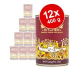 Pack Ahorro: Lily's Kitchen sin cereales 12 x 400 g
