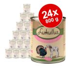 Pack Ahorro: Lukullus Junior 24 x 800 g