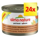 Pack ahorro mixto: Almo Nature Light 24 x 50g